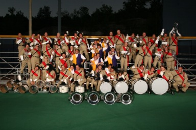 Frontier at 2005 DCA Championships